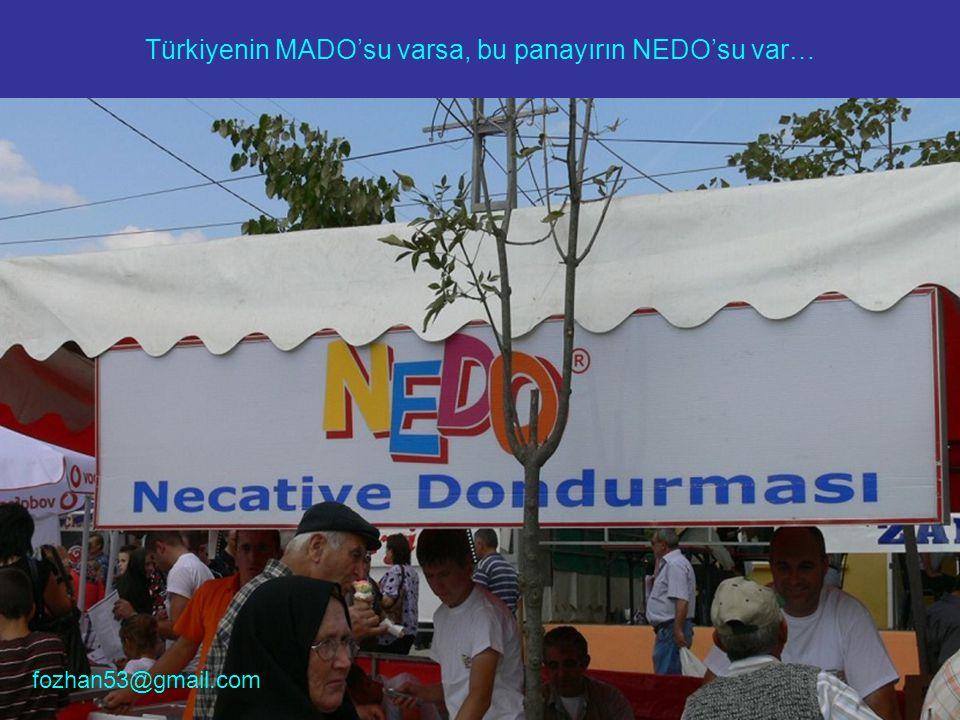 Türkiyenin MADO'su varsa, bu panayırın NEDO'su var… fozhan53@gmail.com