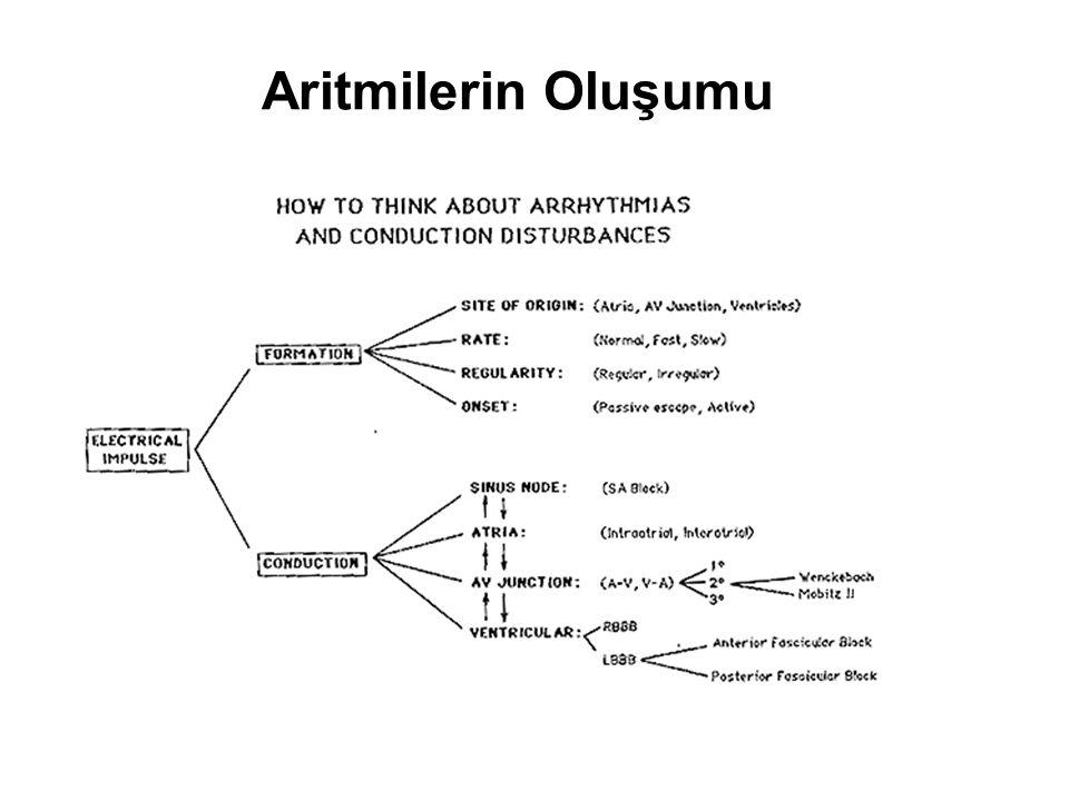 Aritmilerin Oluşumu