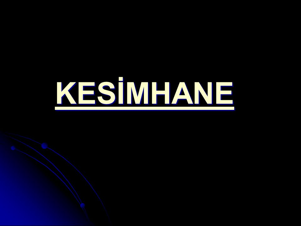 KESİMHANE
