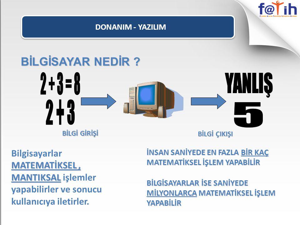 DONANIM - YAZILIM Dış Donanım Parçaları ADSL Modem Nereye Takılır.