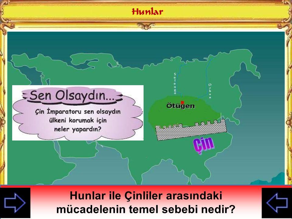 Orta Asya'da kurulan ilk Türk Devleti hangisiydi hatırlayamadım.