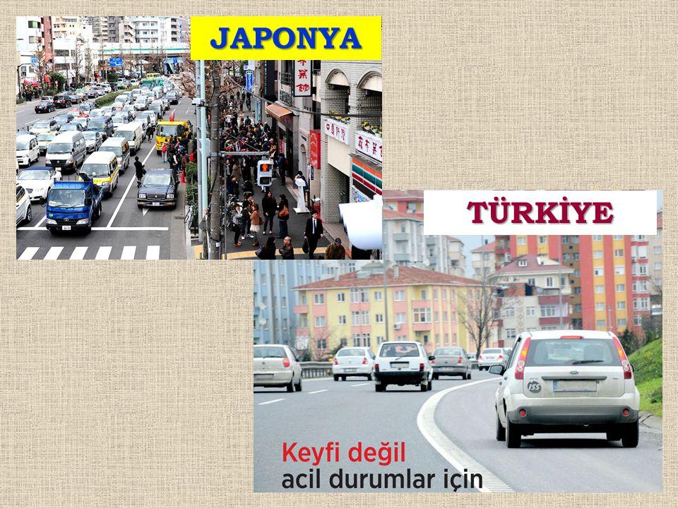 TÜRKİYE JAPONYA