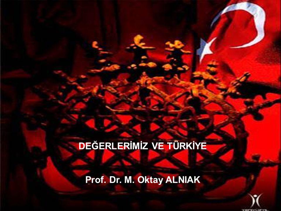 Prof.Dr. M.Oktay ALNIAK12 OSMANLIDAN GÜNÜMÜZE İNSAN HAKLARI  Dünyanın düzenini kimler bozuyor.