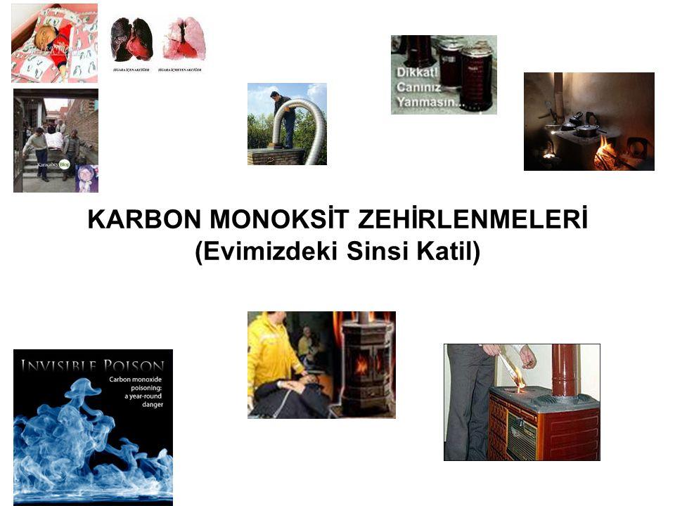 SESSİZ KATİL KARBONMONOKSİT FİLMİ •CDC - TV (Karbonmonoksit zehirlenmesi ile ilgili video görüntüsü için tıklayınız) CDC - TV (Karbonmonoksit zehirlenmesi ile ilgili video görüntüsü için tıklayınız) •http://www.cdc.gov/CDCTV/QuietKiller/http://www.cdc.gov/CDCTV/QuietKiller/ LÜTFEN: 3.5 dakikalık İngilizce bu filmi yukarıdaki adresten yükleyelim
