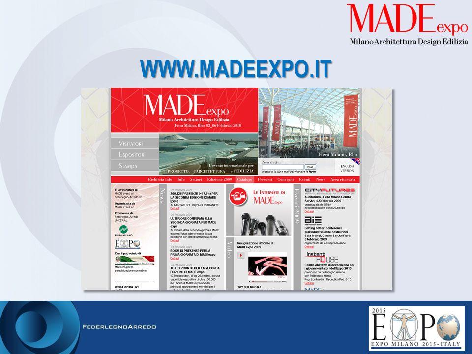 WWW.MADEEXPO.IT