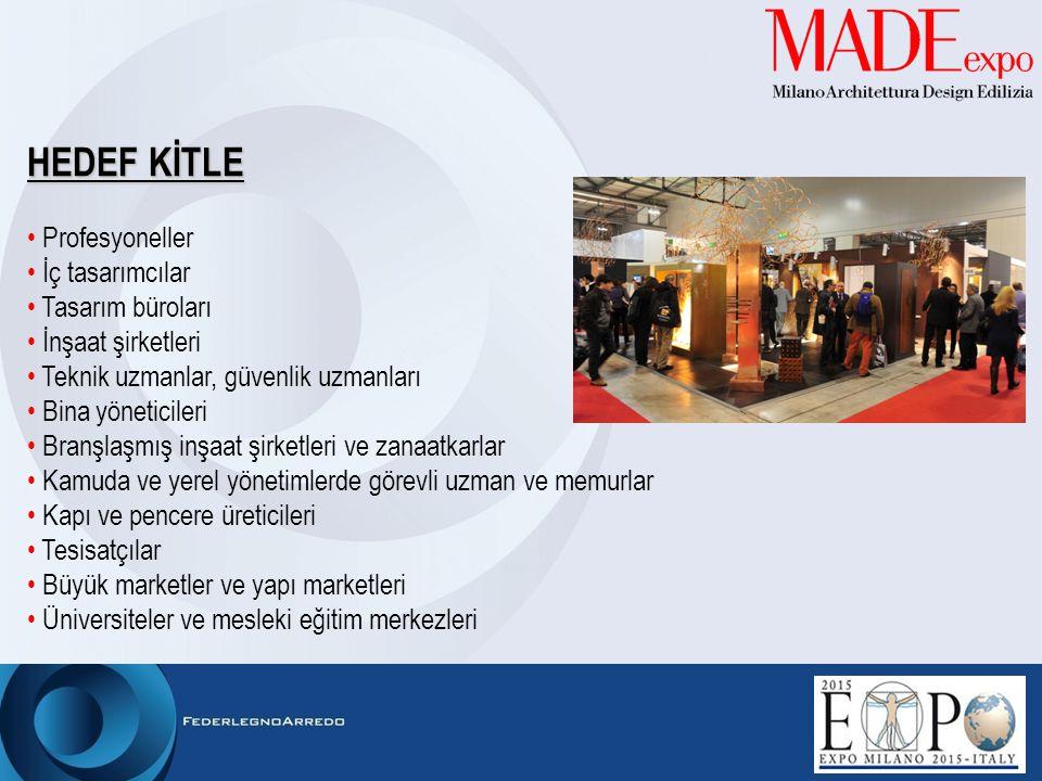 MADE expo'YU NEDEN Z İ YARET ETMEL İ . Avrupa'nın 2010 yılında inşaat sektöründeki tek fuarı.
