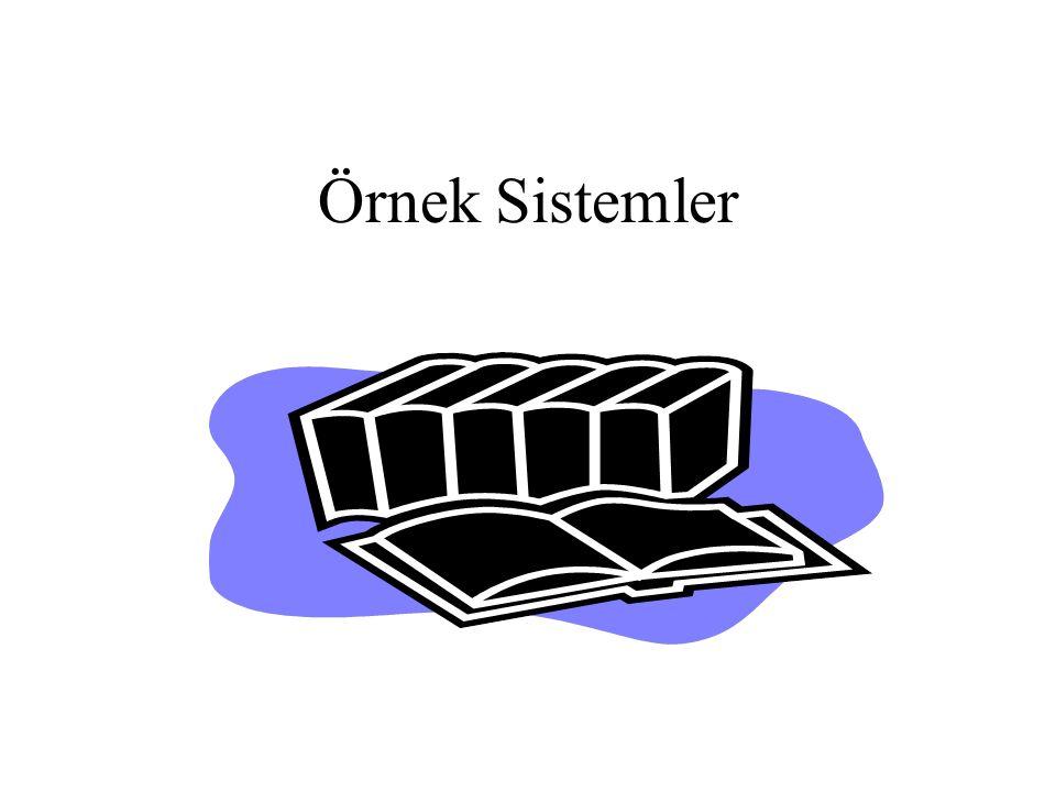 Basılı Sistem •Mastır elektronik dokümanlar Word formunda muhafaza edilir.