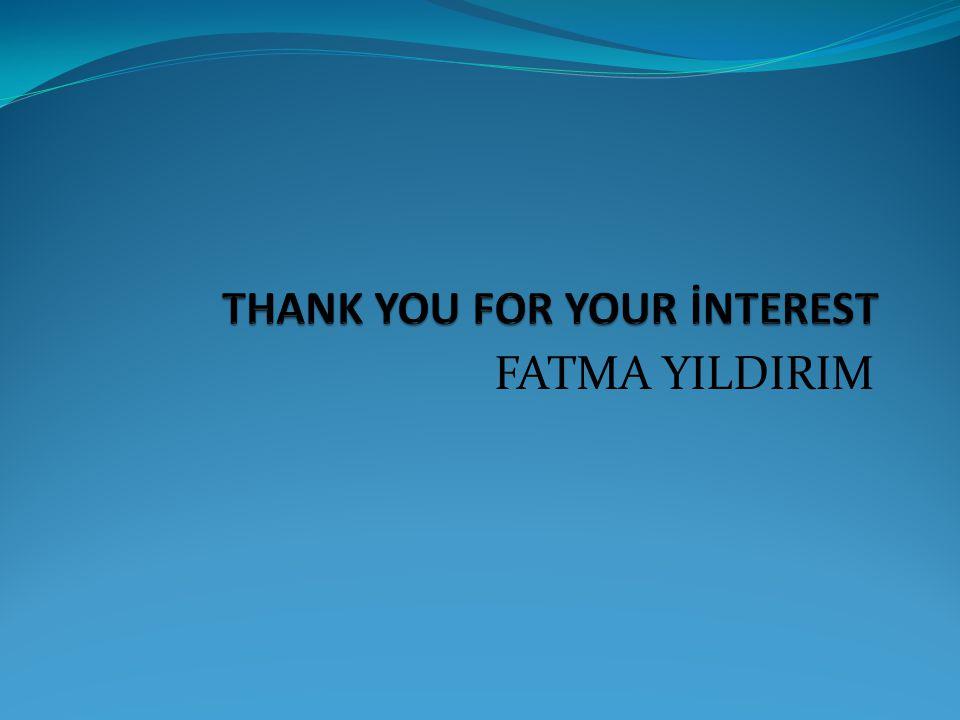 FATMA YILDIRIM