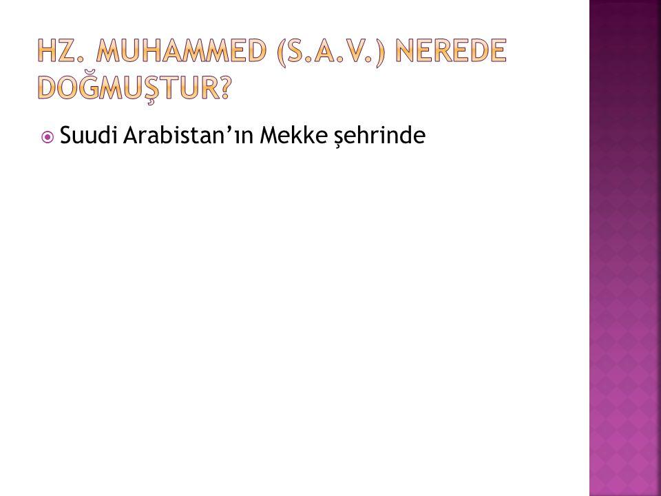 Son peygamberdir.Son kutsal kitap Kur'an'ı Kerim ona gönderilmiştir.