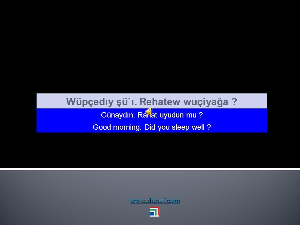 www.danef.com Wukıscığow wukaqo şüéyğoa .Benimle gelmek istermisin .