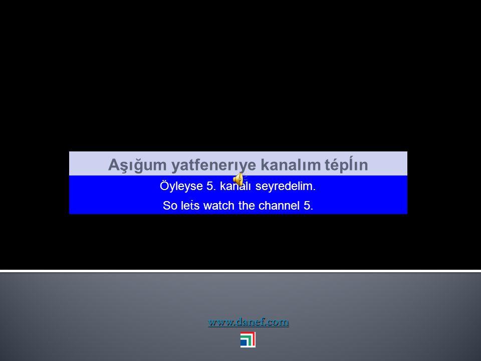 www.danef.com Aşığum sehatır bığum tızeréĺeğun.