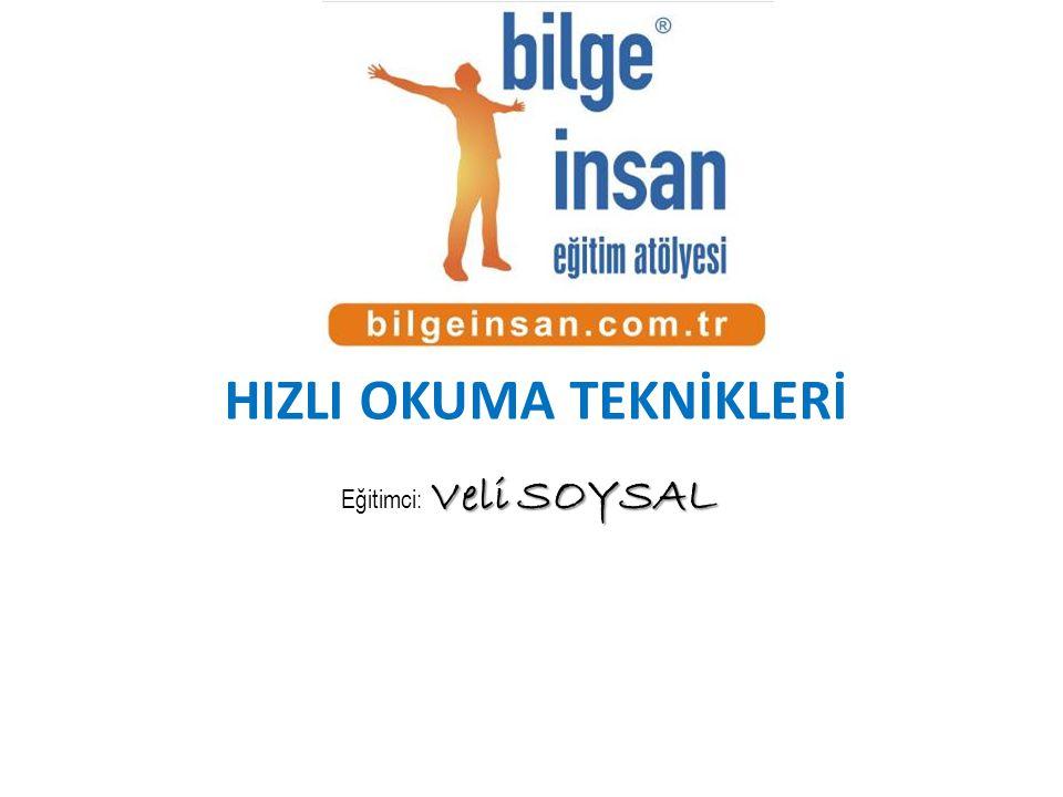 www.bilgeinsan.com.tr İLETİŞİM : 0 505 808 63 65