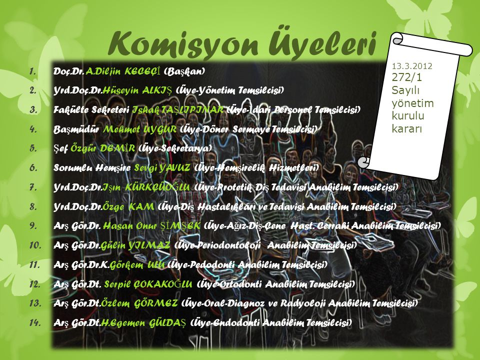 ©2009 Türk standartları Enstitüsü Ş ARTLARA UYMAKTIR.