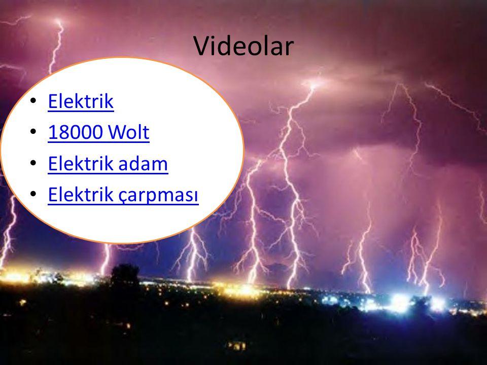 Nerelerde kullanılır? • Elektrik enerjisi: Elektrik-Elektronik tüm aletlerde kullanılmakta. • Örnek: Telefon, televizyon, bilgisayar…vb