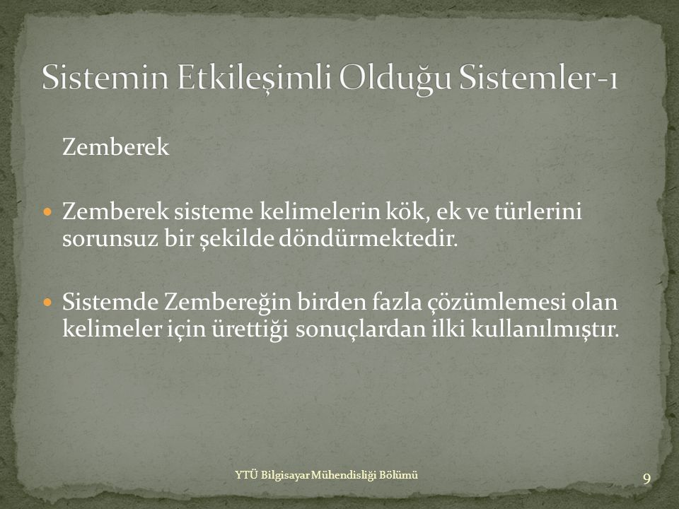 CSdb(Common Sense Database)  Nesnelerin farklı ilişki kalıplarıyla bağlantılı olduğu nesnelerle ilişkilendiren bir Türkçe veritabanıdır.