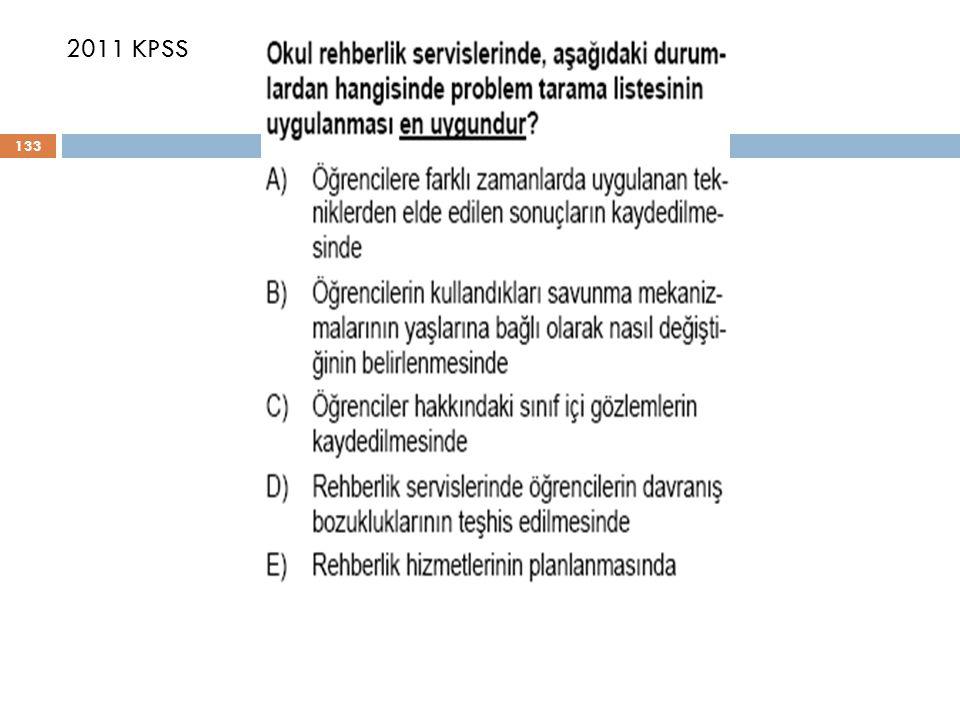 2011 KPSS 133