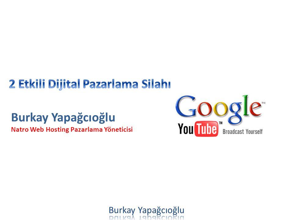 Burkay Yapağcıoğlu Reklamınızı internetteki sitelerde görüntüleyin !