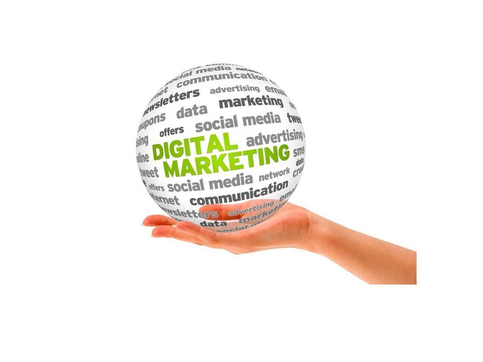  Dijital Mecraları kullanarak tüketicilere tanıtım ve pazarlama yapmaktır.