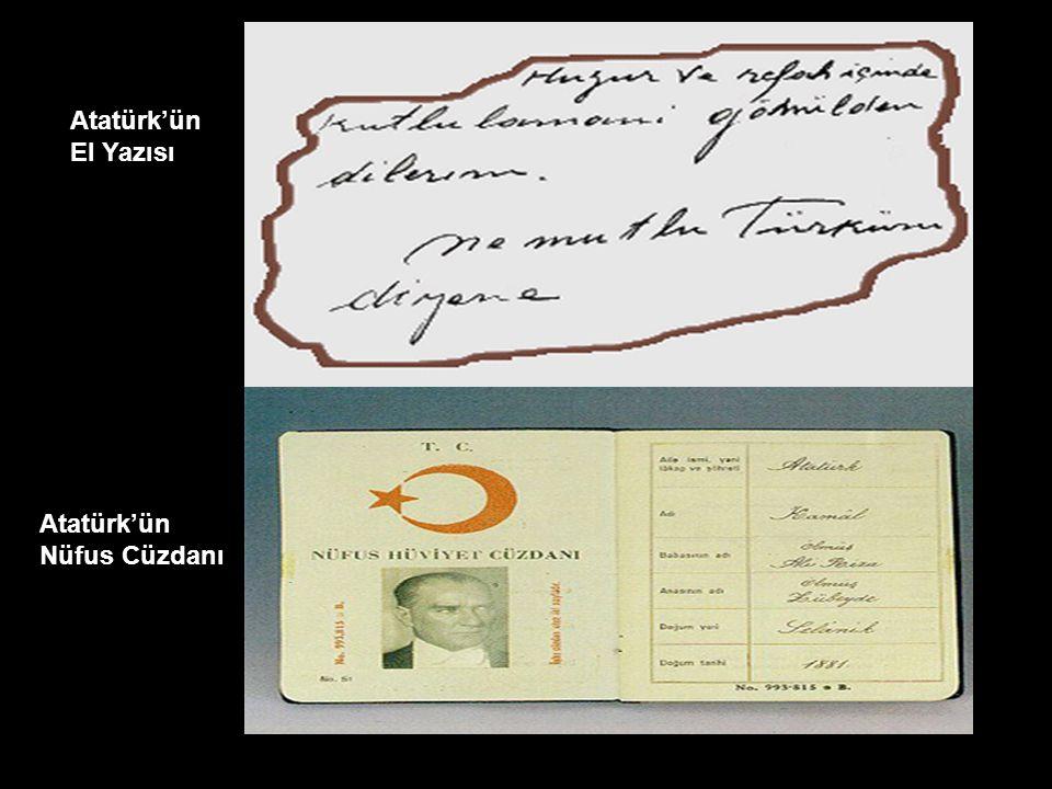 Babası Ali Rıza Efendi Annesi Zübeyde Hanım Kardeşi Makbule Atadan Atatürk ve Eşi Latife Uşaklıgil