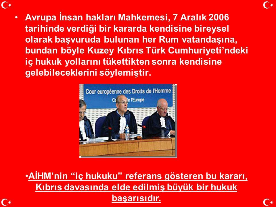 Bakın bu çok önemli !! •Yine 2004 yılının Haziran ayında İstanbul'da toplanan İKÖ Dışişleri Bakanları Konferansı da KKTC için tarihi bir dönüm noktası