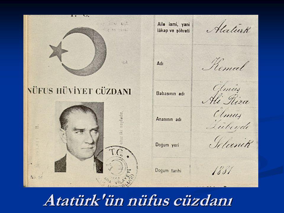 Atatürk'ün babası,oğlu Mustafa'nın Şemsi Efendi İlkokuluna gitmesini istiyordu.