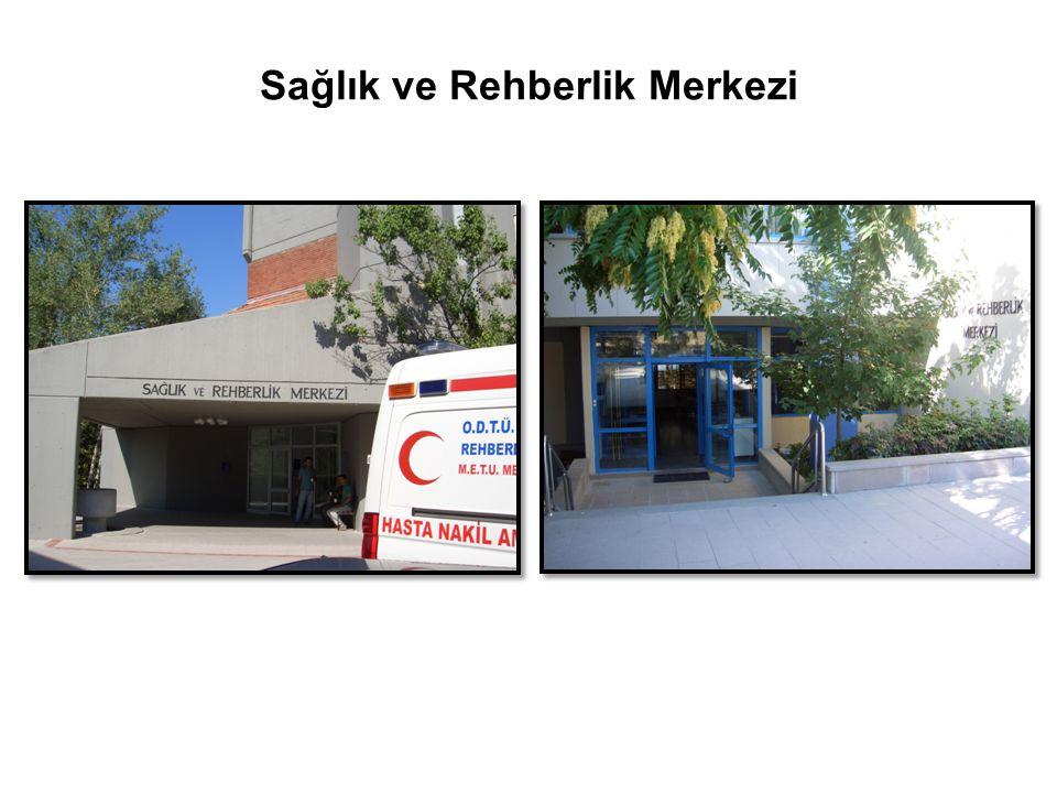 Sağlık ve Rehberlik Merkezi