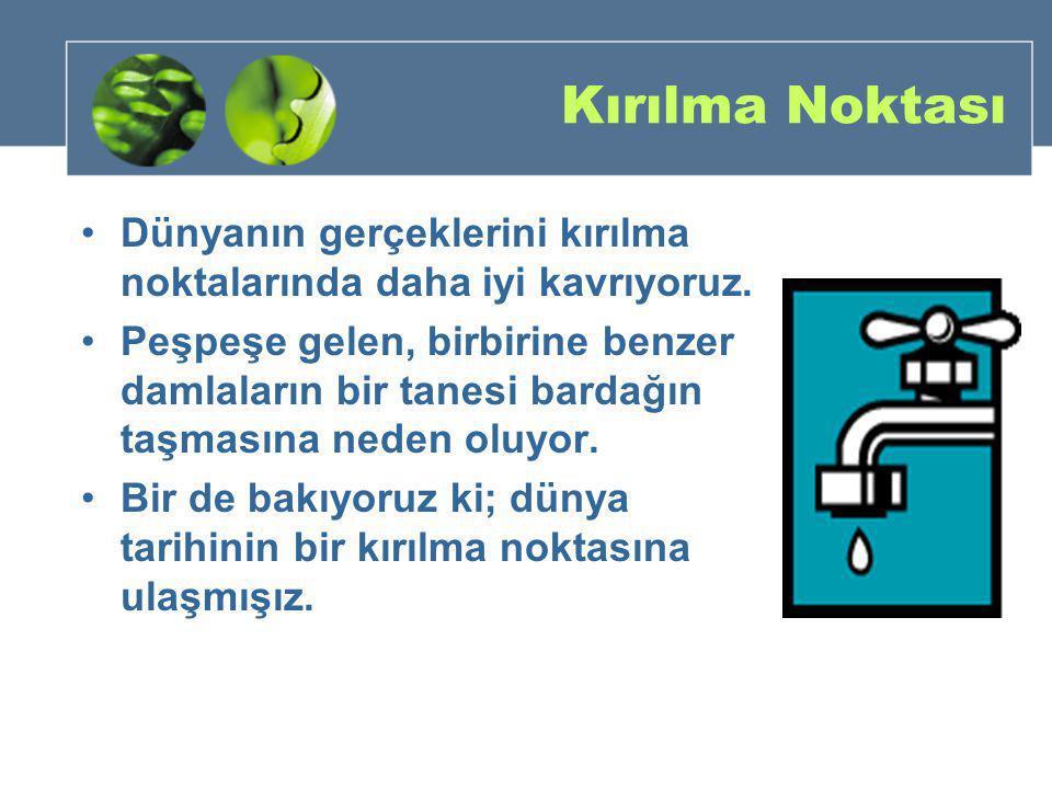 Ana enerji politikaları •Öncelikle; enerji kullanımında verimliliğin ve (enerjide ve genel anlamda) tasarrufun öğrenilmesi gereklidir.