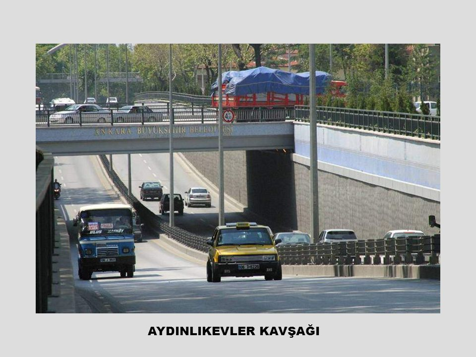 HIZLI OTOBÜS YOLU- BOGOTA/KOLOMBİYA