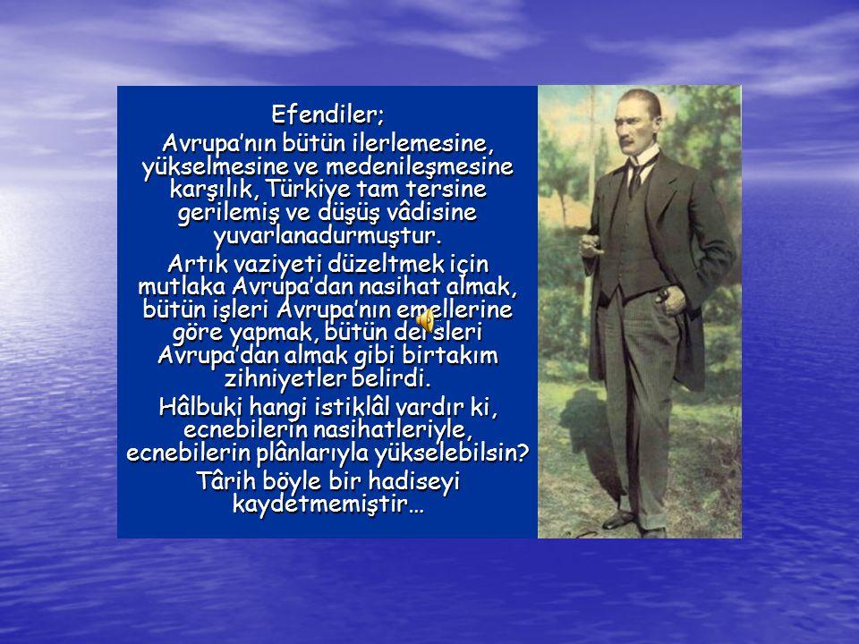 SEVİNDİKLERİMİZ: •Yüksek ahlakla yaşamaya çalışan Türk insanının yüzdesi hala çok fazla •Bütün zorluklara ve yokluklara karşın halk ustaca yaşama mücadelesi veriyor ve •Hala yükselen umutla geleceğe bakıyor