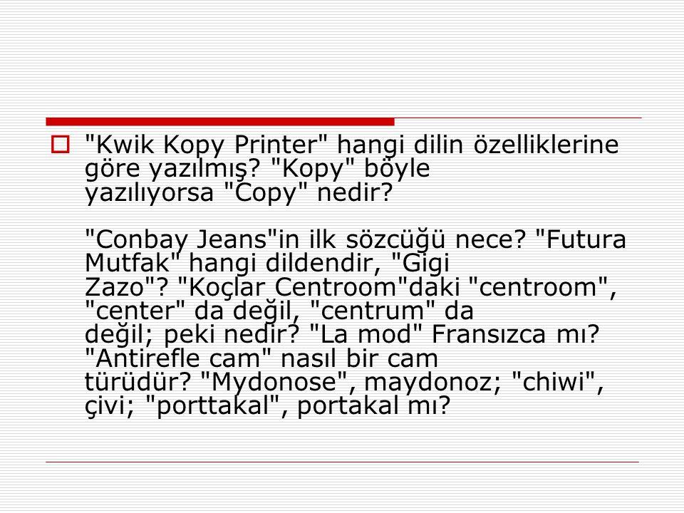  Kwik Kopy Printer hangi dilin özelliklerine göre yazılmış.