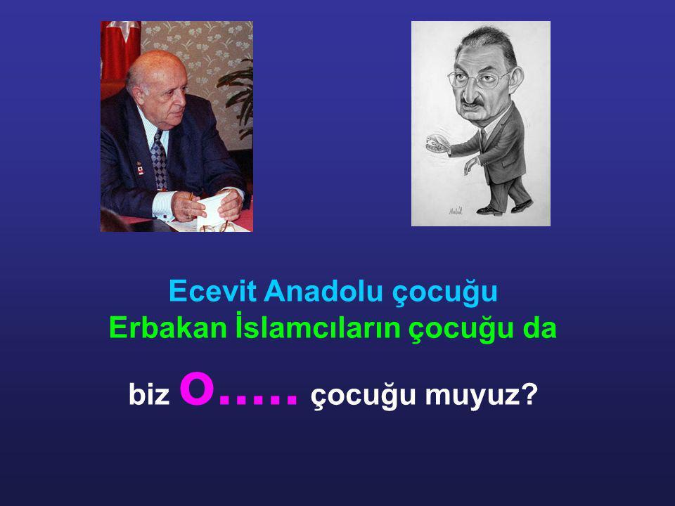 Türkiye'de petrol vardı da tankerlerin hortumuna ağzını dayayarak Nazmiye mi içti ?