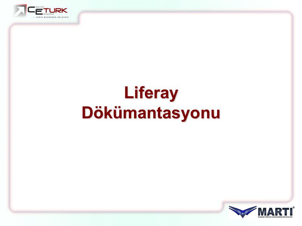 Liferay Dökümantasyonu