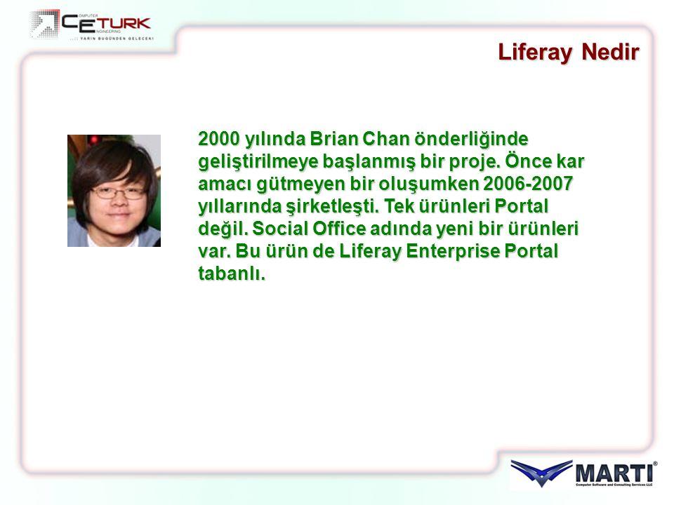 2000 yılında Brian Chan önderliğinde geliştirilmeye başlanmış bir proje. Önce kar amacı gütmeyen bir oluşumken 2006-2007 yıllarında şirketleşti. Tek ü