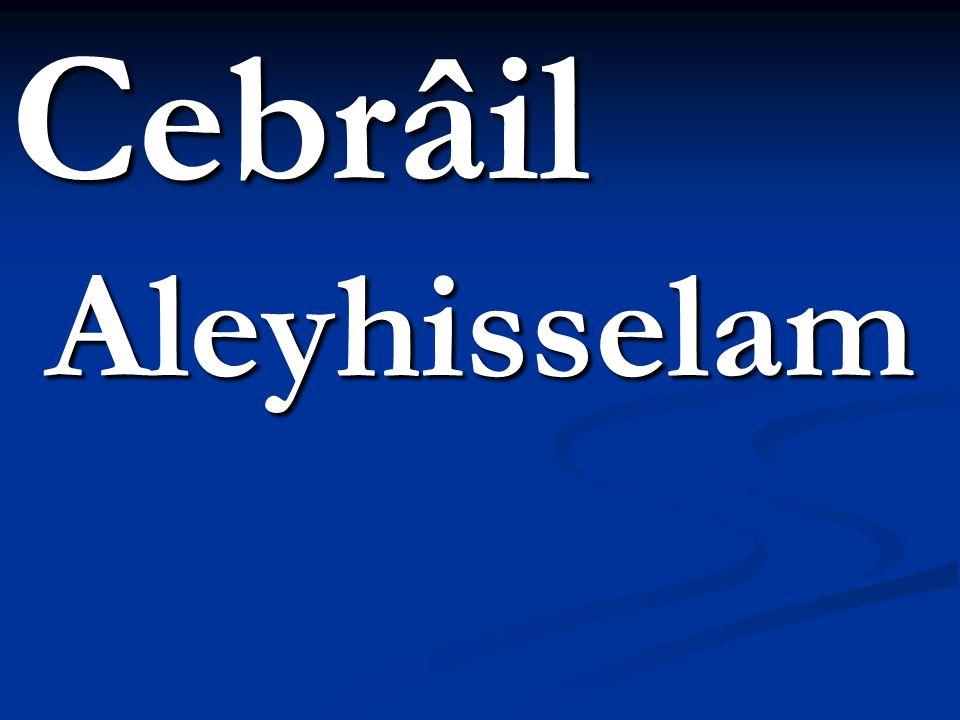 Cebrâil Aleyhisselam