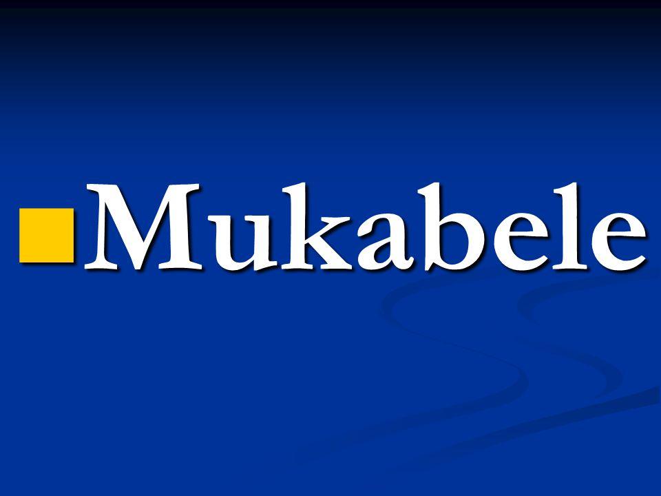 Mukabele