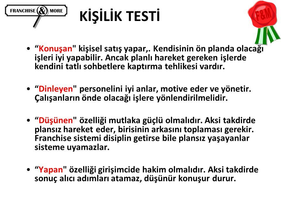 """KİŞİLİK TESTİ •""""Konuşan"""