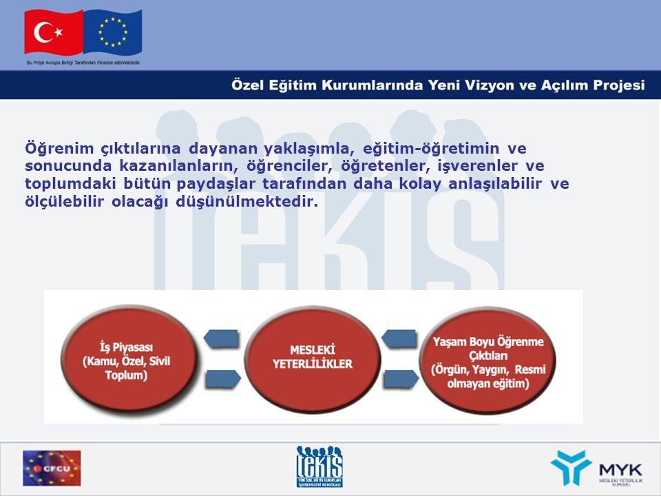 Avrupa Yeterlilikler Çerçevesi Seviye ve Seviye Tanımlayıcıları SeviyeSeviye TanımlayıcıYeterlilik Örnekleri BilgiBeceriYetkinlik Seviye 8 Çalışan, bir alan ve alanlar arasındaki etkileşim hakkında en üst düzeyde öne çıkan bilgiye sahiptir.