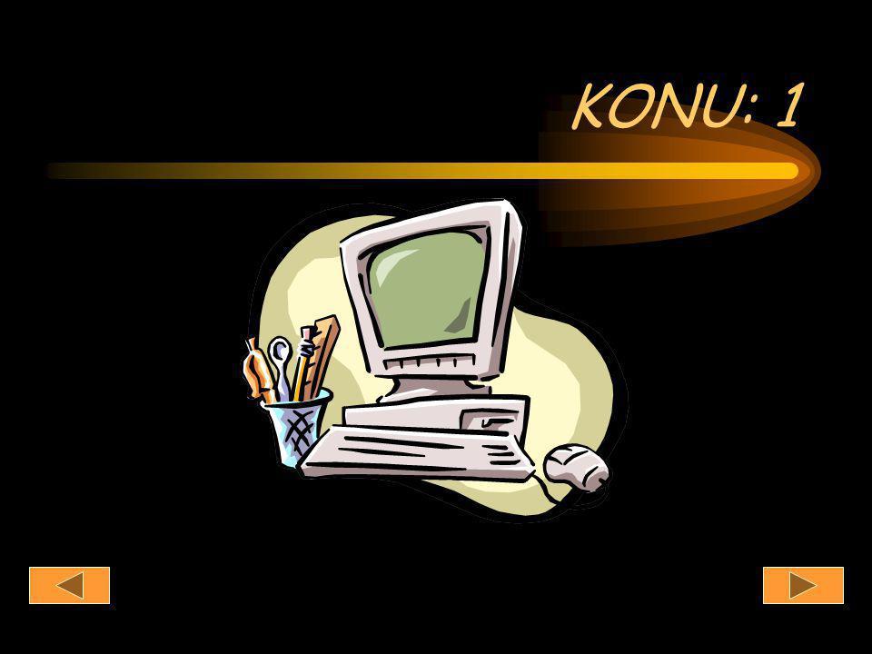 Disk İşletim Sismtemi DOS •Disk İşletim Sismtemi DOS (Disk Operating System): •Windows (3.1, 95, 98) •Windows NT •MAC OS, UNIX, LINUX …