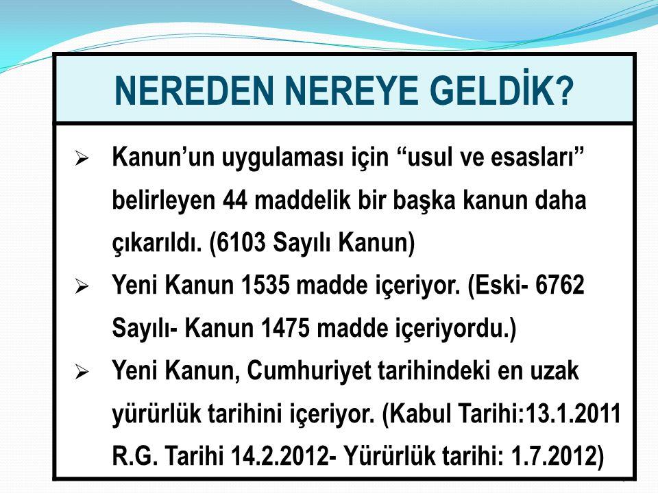 3535 ŞİRKETLERDE NELER DEĞİŞİYOR: MUHASEBE DÜZENİ Kamu Gözetimi Muhasebe ve Denetim Standartları Kurumu Kararına göre, Bakanlar Kurulu kararıyla bağımsız denetime tabi şirketler olarak;  a- Aktif büyüklüğü yüzellimilyon ve üstü Türk Lirası, b- Yıllık net satış hasılatı ikiyüzmilyon ve üstü Türk Lirası, c- Çalışan sayısı beşyüz ve üstü, şartlarından en az ikisini sağlayanlar,  Sermaye piyasası araçları borsada işlem gören şirketler,  Aracı kurumlar,  Portföy yönetim şirketleri ve konsolidasyon kapsamına alınan diğer işletmeler,  Bankalar ile bağlı ortaklıkları,  Sigorta ve reasürans şirketleri,  Bireysel Emeklilik, emeklilik ve tasarruf şirketleri, 2013 yılı için UFRS'yi uygulamak zorunda olacak.