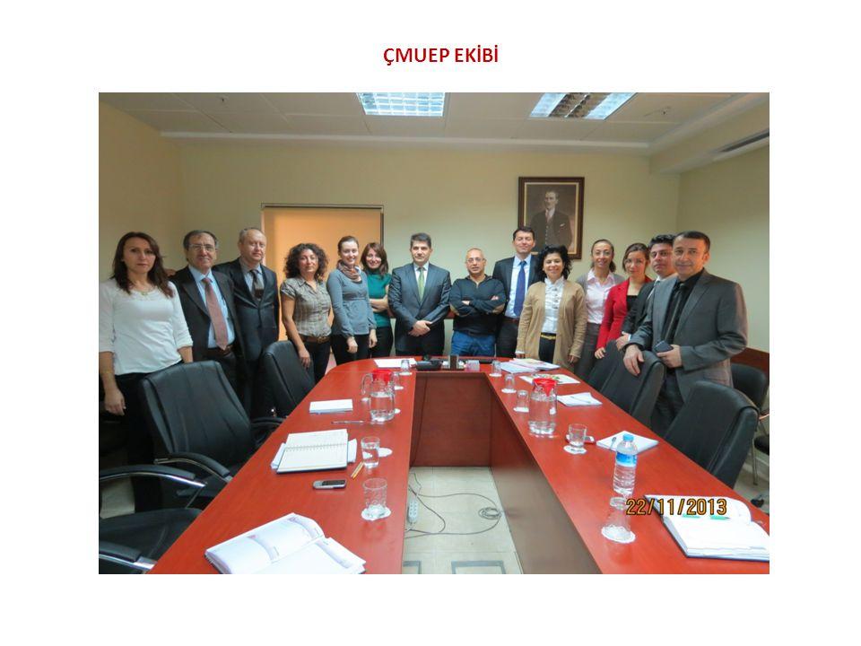 Paydaş Analizi ve İstişare Toplantıları… • ÇMUEP tanıtılıyor • ÇMUEP'e katılımi isteniyor • Tematik grup toplantıları ve eylem önerileri için görüşleri alınıyor