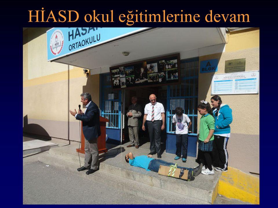 HİASD okul eğitimlerine devam Ediyor http://www.hiasd.org 2011