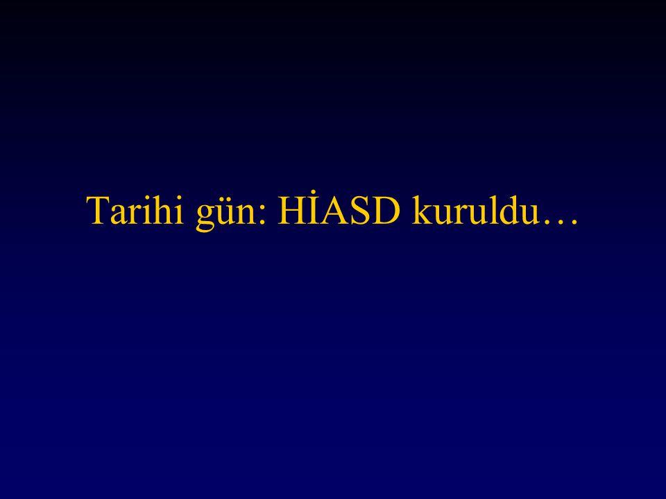 HİASD'dan İyi ki varsın Atatürk konulu konferans Yrd. Doç. Dr. Türkan Başyiğit