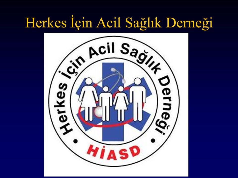 http://www.hiasd.org 2011 Herkes İçin Acil Sağlık Derneği