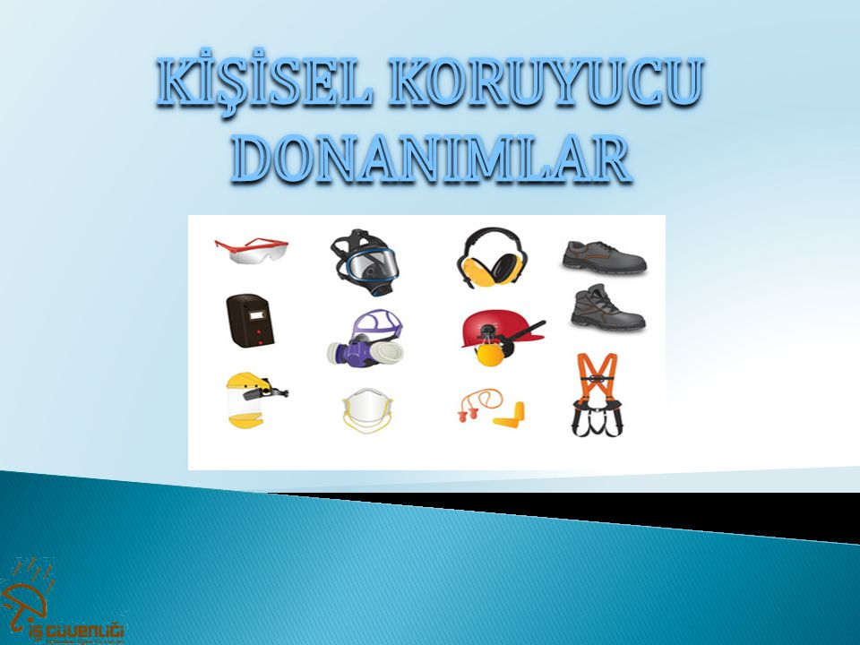 3.5.Ark kaynağı maskeleri ve baretleri (elle tutulan maskeler, koruyucu baretlere takılabilen maskeler veya baş bantlı maskeler Elektrik kaynağı ışınlarına ve ısıya karşı yüzü ve gözü korumak için kullanılır.