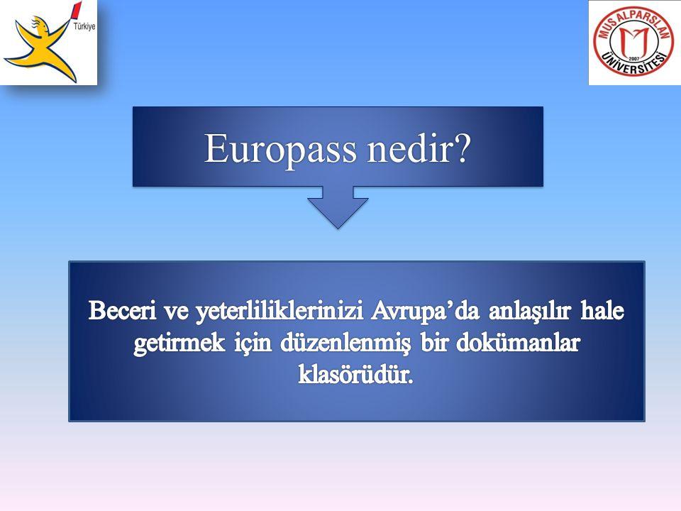 Europass nedir?