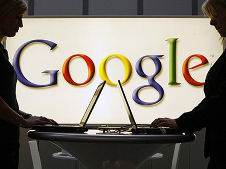 Google dünyanın en büyük arama motorlarından birinin ve geliştiricisi olan şirketin adıdır.