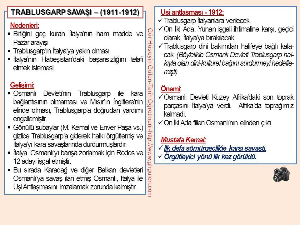 Nedenleri:  Rusya'nın Balkanlarda takip ettiği Panslavizm politika  Balkanlardaki gelişmelerin, Osmanlı tarafından, takip edilememesi  Fransız ihtilalinin etkisi  Türklerin Balkanlardan tamamen atılmak istenmesi Gelişimi:  Savaşı fırsat bilen Arnavutluk bağımsızlığını ilan etti.