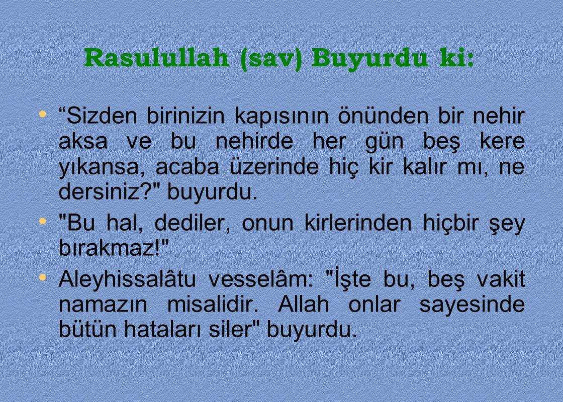 EZAN VE KAMET • Namaz vakitlerini Müslümanlara bildirmek için yapılan çağrıya ezan denir.