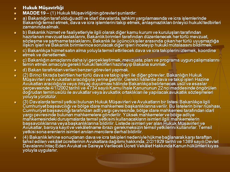  İnsan Kaynakları Genel Müdürlüğü  MADDE 20 – (1) İnsan Kaynakları Genel Müdürlüğünün görevleri şunlardır:  a) Bakanlığın insan gücü politikası ve planlaması ile insan kaynakları sisteminin geliştirilmesi konusunda çalışmalar yapmak ve tekliflerde bulunmak.