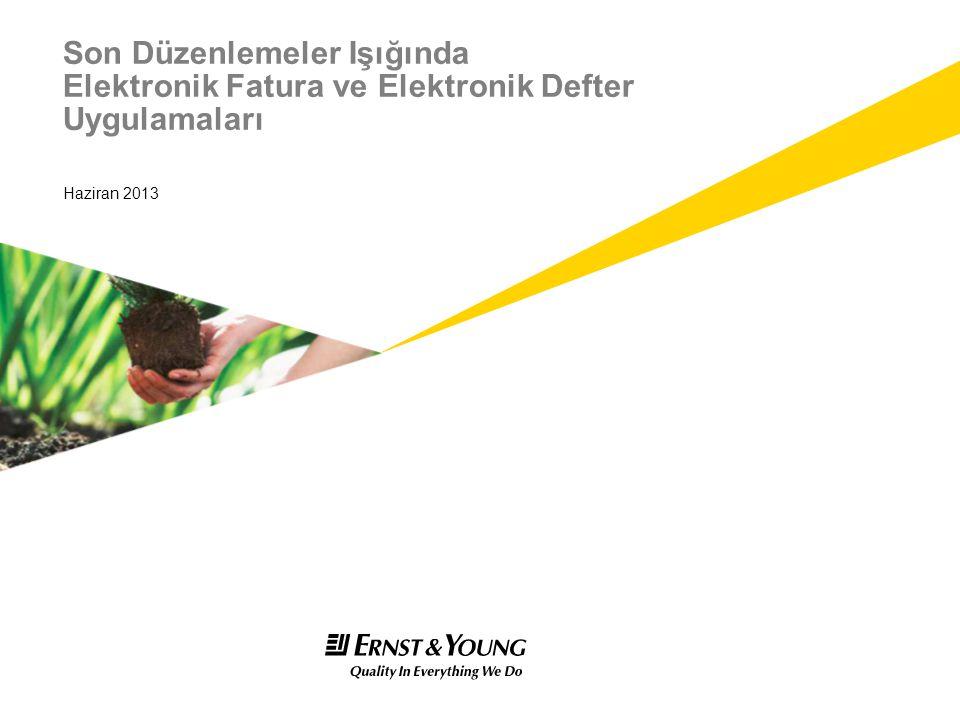 Son Düzenlemeler Iþýðýnda Elektronik Fatura ve Elektronik Defter Uygulamalarý Sayfa 32 Elektronik Defter Uygulaması Yürürlük Tarihi: 01 Ocak 2012 Son Değişiklik Tarihi: 14 Aralık 2012 Elektronik defter (e-defter) çalýþmalarý ile Vergi Usul Kanunu ve Türk Ticaret Kanunu kapsamýnda kaðýt üzerinde tutulmasý zorunlu olan yevmiye defteri ve defteri kebirin elektronik ortamda tutulmasý, muhafaza ve ibraz edilebilmesi ile açýlýþ ve kapanýþlarýna iliþkin tasdik iþlemlerinin elektronik ortamda yapýlmasý mümkün hale getirilmiþtir.